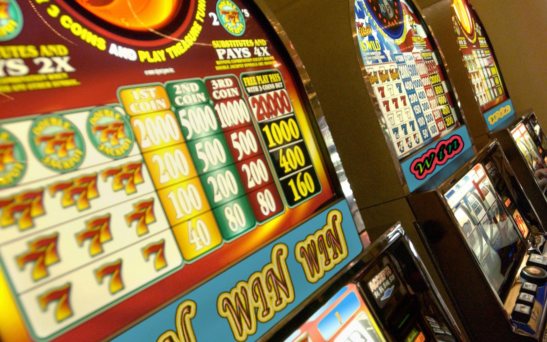 Тіркеусіз тегін казино ойындары